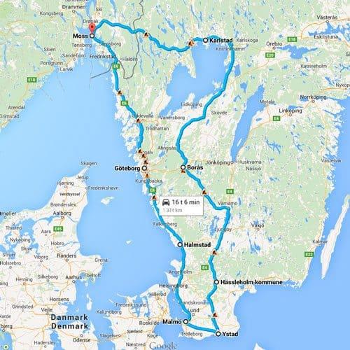 svenske vestkysten kart Vestkysten sverige kart – Dusjkabinett med badekar for barn svenske vestkysten kart